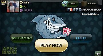 Poker shark