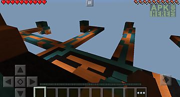Skywars tron map for minecraft
