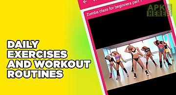 Weight loss dance workout 💃�..