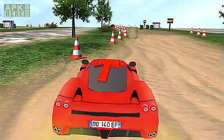 crazy dirt offroad car race