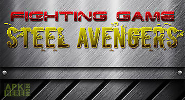 Fighting game: steel avengers