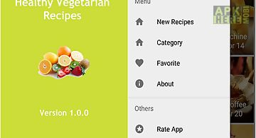 Healthy eating recipes and tips for android free download at apk healthy vegetarian recipes forumfinder Gallery