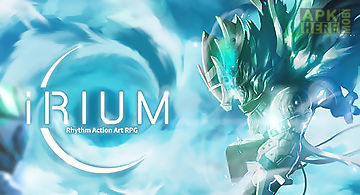Irium: rhythm action art rpg