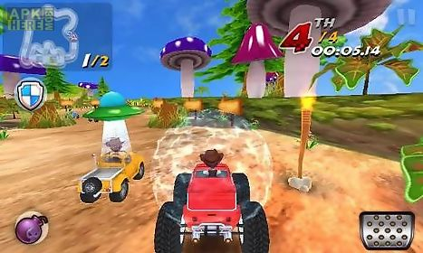 kart racer 3d