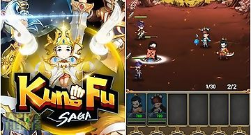Kung fu saga