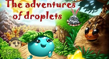 The adventures of droplets