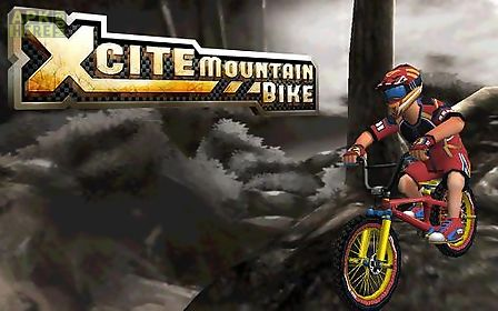 xcite mountain bike