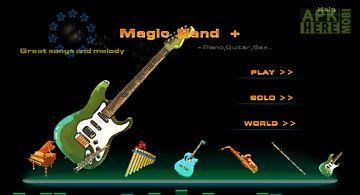 Magic band +(piano,guitar ...)