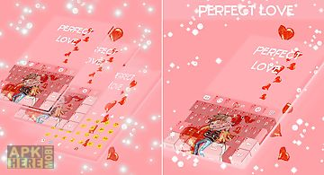 Perfect love keyboard