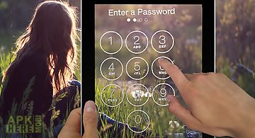 Secret lock screen