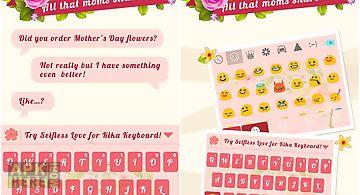 Selfless love keyboard theme