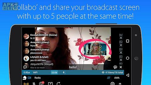 twitcasting live: live stream