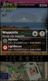 ar gps compass map 3d