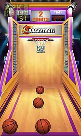 basketball: shoot game