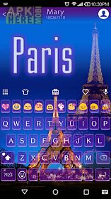 paris keyboard 🗼