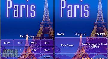 Paris keyboard 🗼