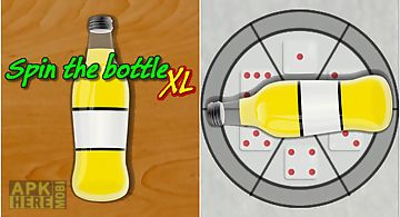 Spin the bottle xl