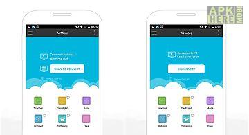 Airmore: file transfer