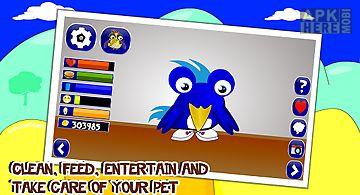 My little virtual pet