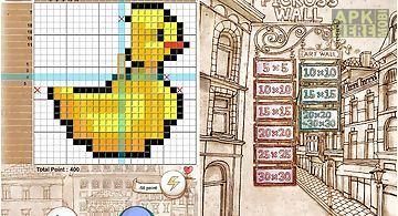 Picross wall ( puzzle )