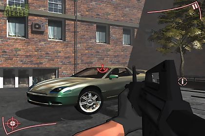 shoot the car - free gun game