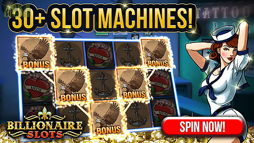 slots billionaire 95% payouts!