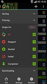 advanced download manager holo