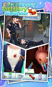 emergency surgery simulator