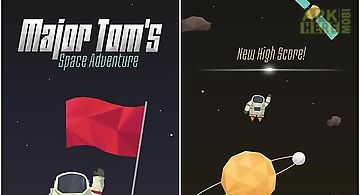 Major tom`s space adventure