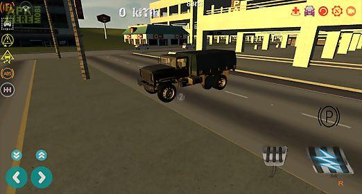 road trucker simulator 3d