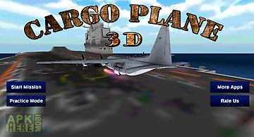 Transporter cargo plane 3d