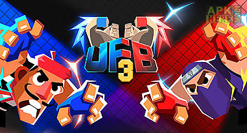 Ufb 3: ultimate fighting bros