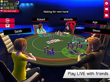 Avakin poker - 3d social club for Android free download at Apk Here