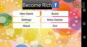 Become rich - knowledge quiz