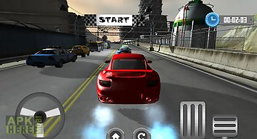 Car speed racing drive 3d