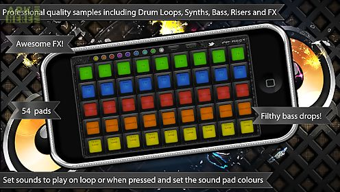 Dubslate - dubstep pads lite for Android free download at
