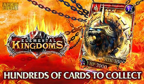 elemental kingdoms (ccg)