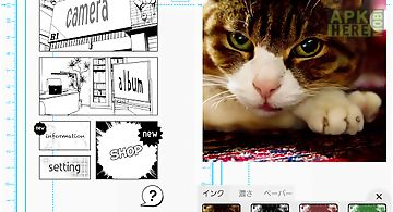 Mangakit - photo editing tool