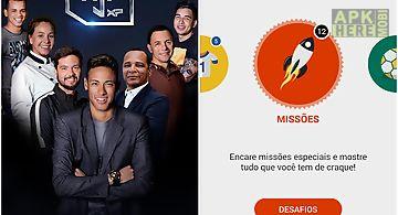 Neymar jr. experience