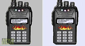 Police radios