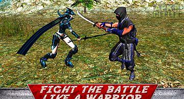 Samurai warrior assassin blade