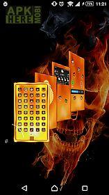 tsf shell theme flames ii
