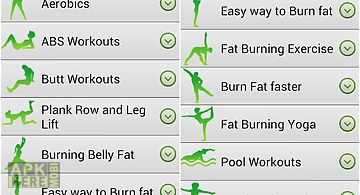 Women fat burning workouts