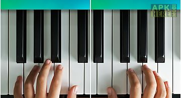 Piano - keyboard & magic keys