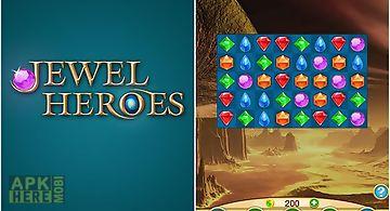 Jewel heroes: match diamonds
