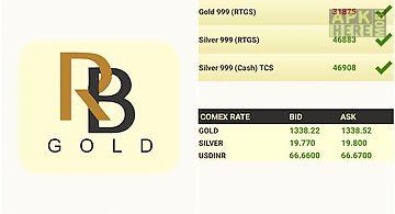 R b gold