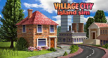 Village city - island sim