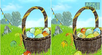 Easter: meadow Live Wallpaper