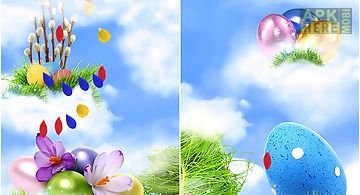 Easter hd Live Wallpaper