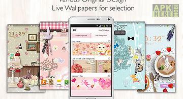 Femme de pivot  Live Wallpaper